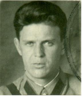 ТРЫНДИН -Палач Кемеровского ГО НКВД